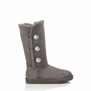 UGG BAILEY BUTTON TRIPLET II BOOT BLING