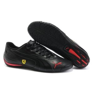 Puma Ferrari Mad Cat (черные)