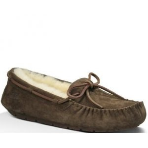 "UGG DAKOTA SLIPPER ""ESPRESSO"""