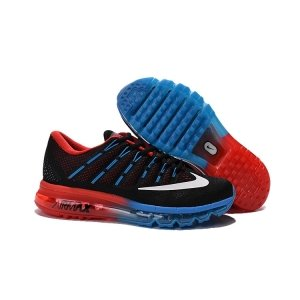 "Кроссовки Nike Air Max 2016 ""Black/Blue/Red"""